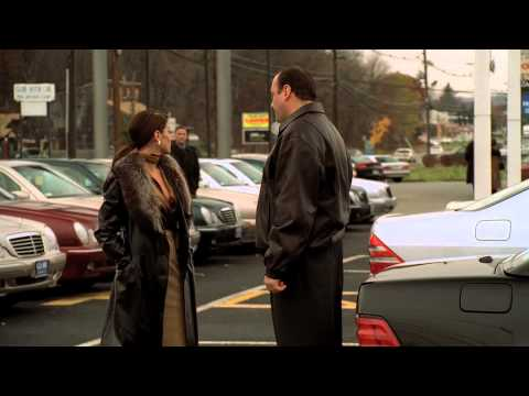 The Sopranos - Tony and Gloria hook up for the first time