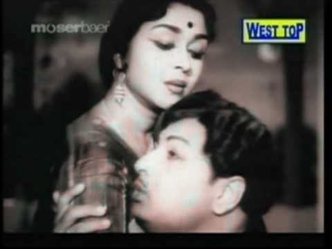 Andru Vanthathum Ithe Nila - Tamil Song (Sad Version) - Periya Idathu Penn - MGR, Saroja Devi