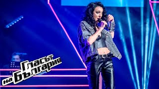 Kristina Doncheva - River | Knockouts | The Voice of Bulgaria 2020