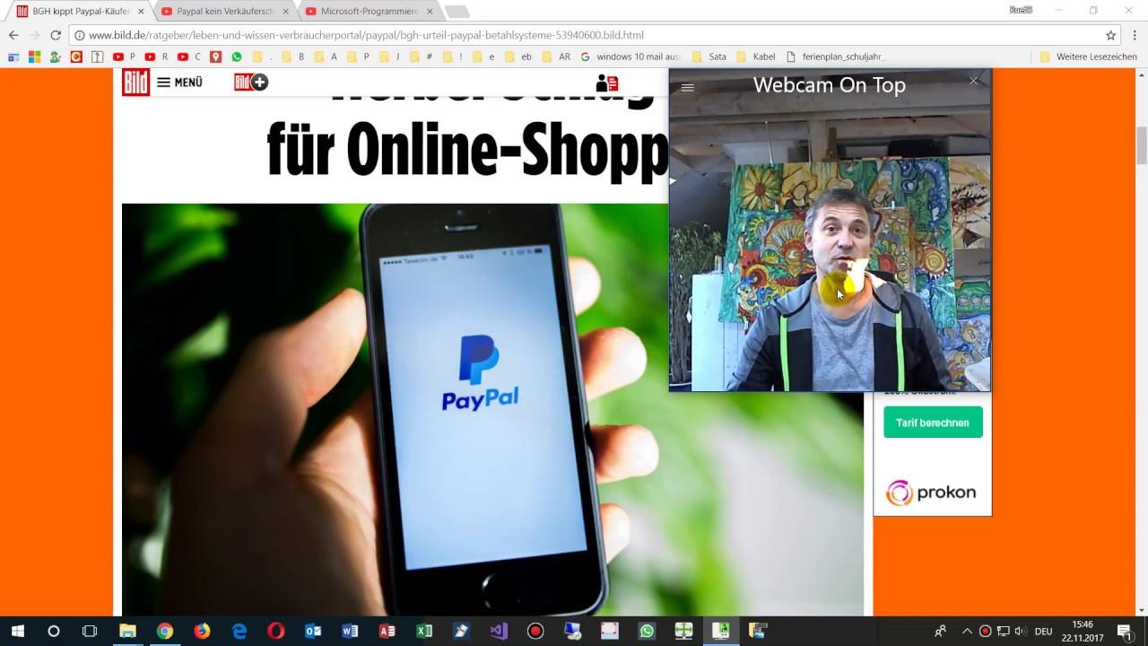 Sicherheit Paypal Kaufer