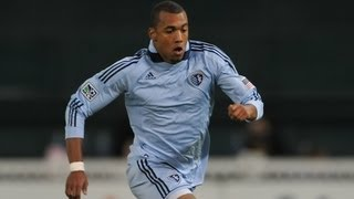 Teal Bunbury scores 2 goals for Sporting Kansas City vs Colorado Rapids