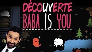 Découverte - Baba Is You