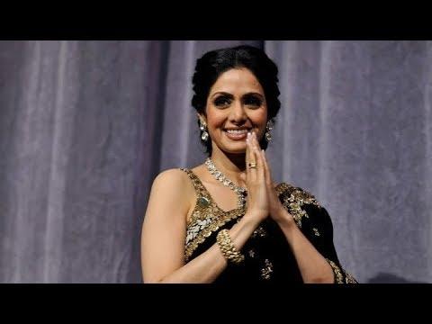Beloved Bollywood actress Sridevi dies of cardiac arrest