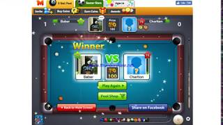 70  VS  75  || 8 Ball Pool Trick In PC  || Who Win || Watch Till End || Tricks