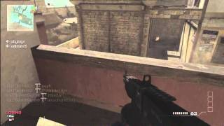 MW3: Infection Gameplay