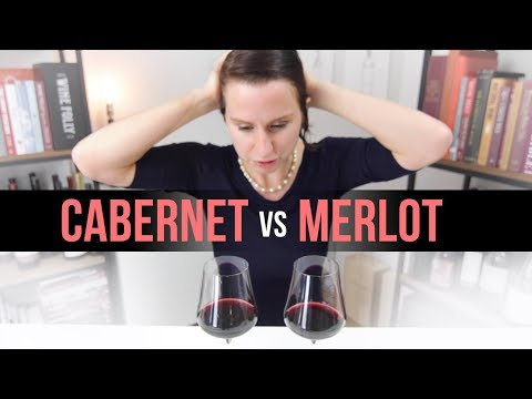 Cabernet vs Merlot - Stumped?!