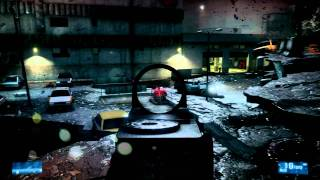 Battlefield 3 HD 1080p Gameplay Max Settings - Campaign - GTX 580 - BF3