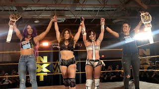 Boss 'N' Hug Connection save Sky Pirates at NXT Live