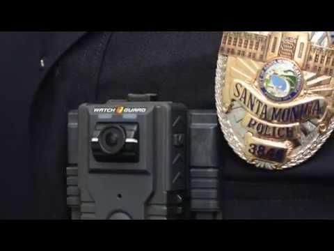 Santa Monica Police Chief – Body Worn Cameras (August 2016)