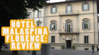 MY CHEAP HOTEL IN FLORENCE ITALY