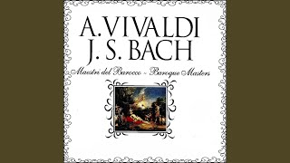 Concerto for oboe, strings, harpsichord in D Minor: I. Andante spiccato