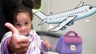 Doc McStuffins Goes On A Plane