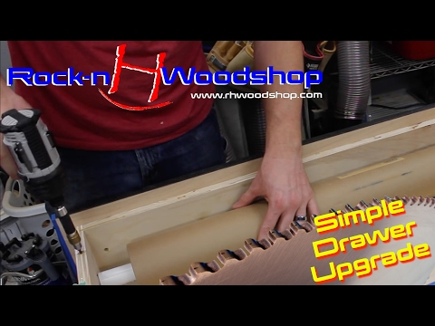 Simple Assembly Table Upgrade : How to