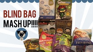 Blind Bag Mash Up: Frozen, Avengers, Transfomers, Lalaloopsy, Game Of Thrones