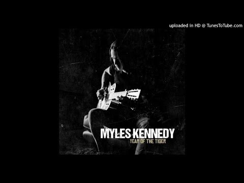 Myles Kennedy - Songbird (with lyrics)