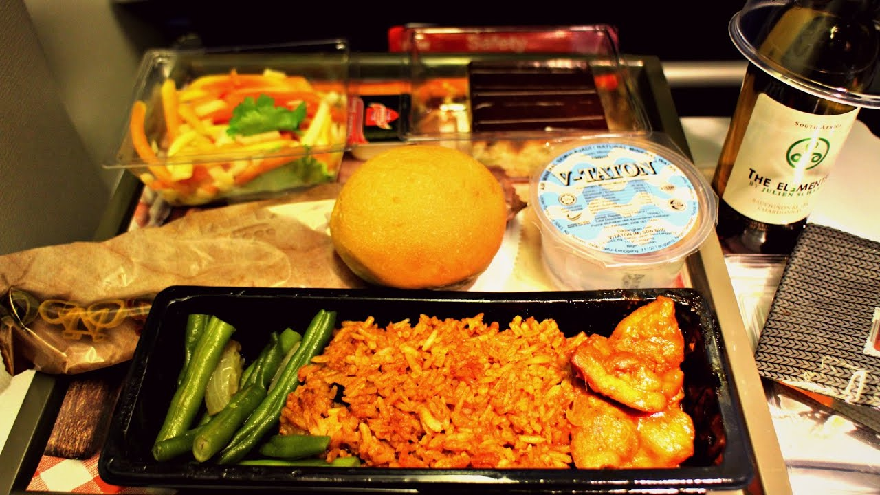 Which Are The Best Klm Onboard Food