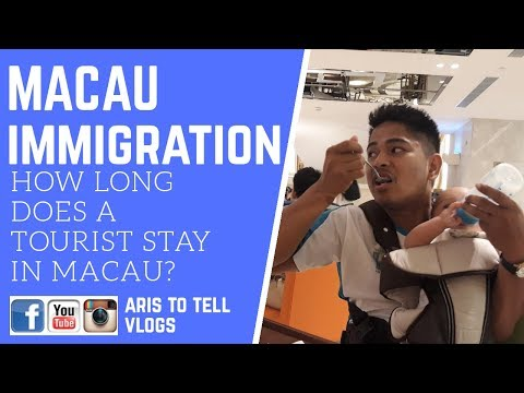 Child attachment in macau legal tourist stay