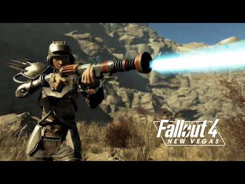Fallout 4: New Vegas - Showcase Week Gameplay Trailer 2020