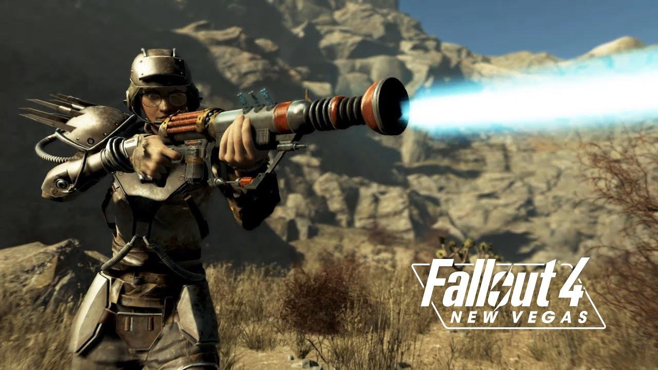 Fallout 4: New Vegas - Showcase Week Gameplay Trailer 2020