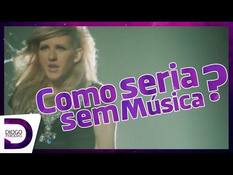 Ellie Goulding - Lights (Como Seria sem Música)