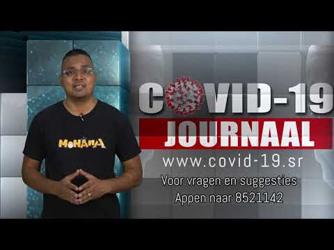Het COVID 19 Journaal Aflevering 149 20  Februari