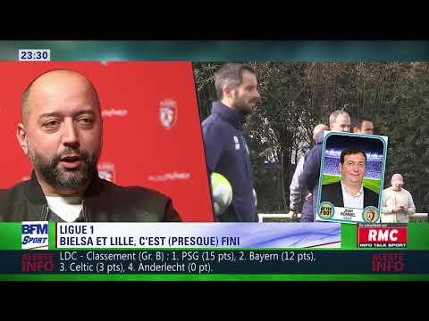 After Foot du mercredi 22/11 – Partie 3/4 - Bielsa à Lille, c'est fini