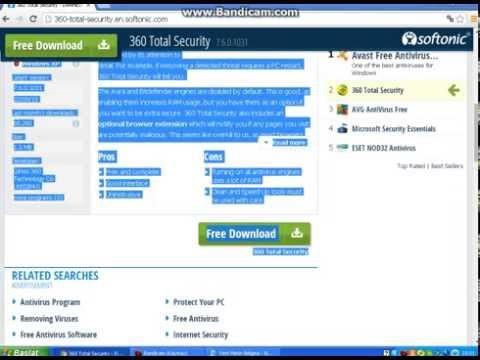 360 total security kurulum ve kullanım