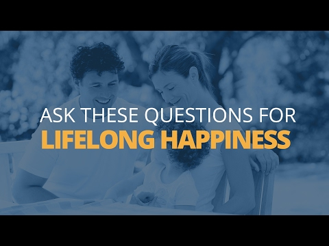 Three Questions You Need to Ask Yourself for Lifelong Happiness | Brian Tracy