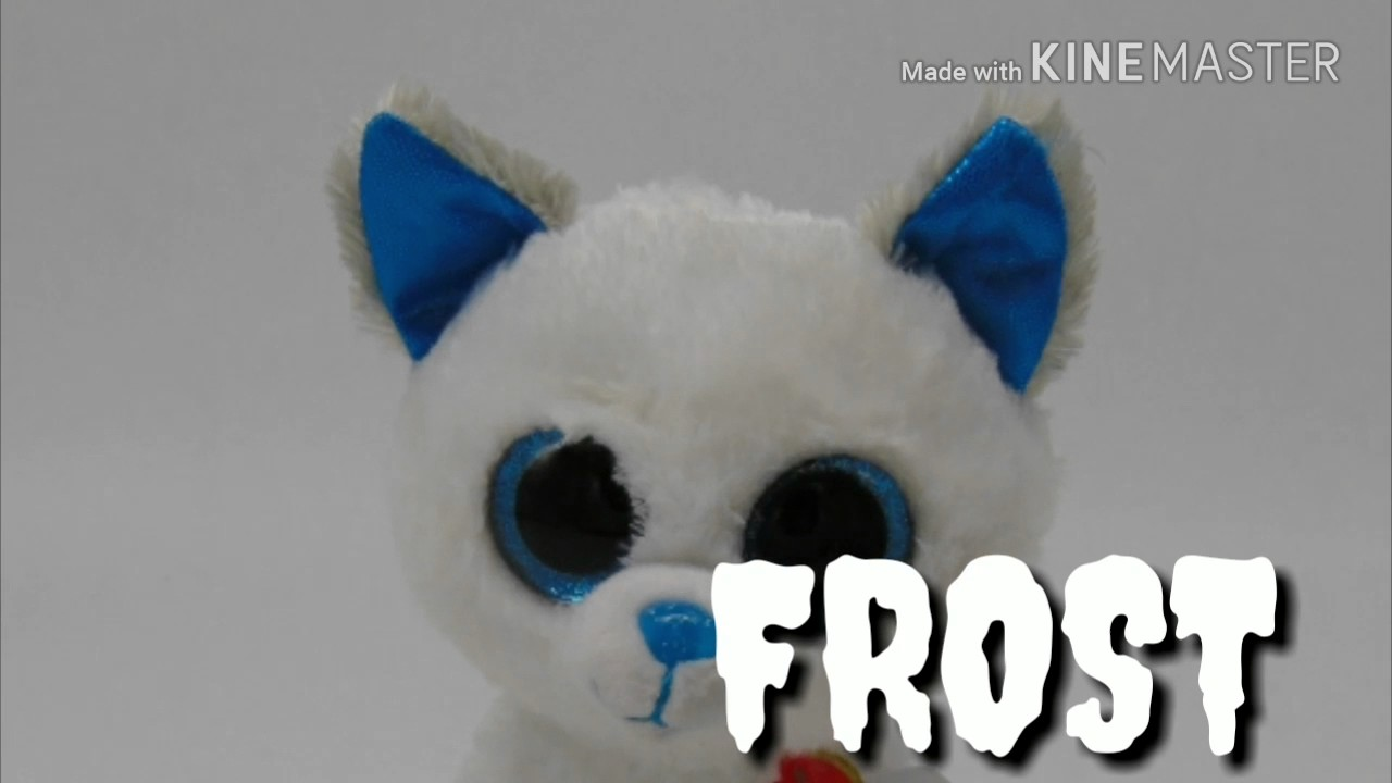 I NEED FROST (beanie boo) - YouTube 80e4ce60f69d
