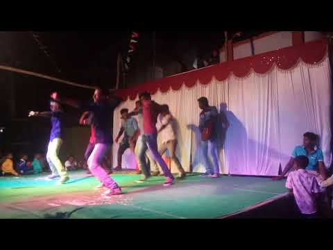 Enga Veetu Kuthu Vilakku Song Dance Performance By KPA Guyz