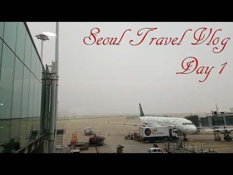 Seoul Travel Vlog: Part One (Traveling and Lipedema Surgery)