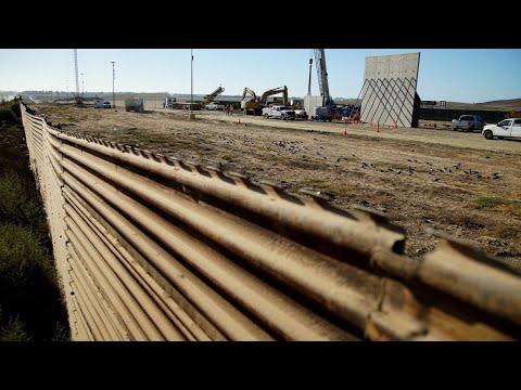 The potential for a Mexican border wall