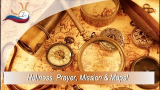 Holiness and...Maps!
