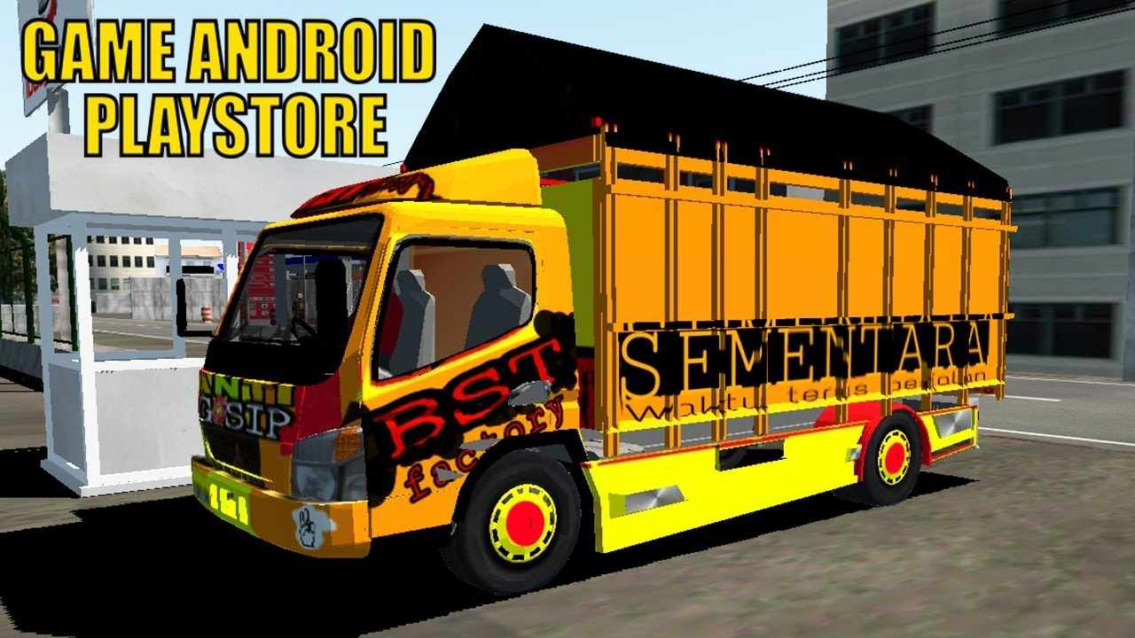 Download Livery Idbs Truck Simulator Anti Gosip Bang Tarom