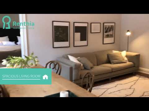 Showing| Modern one bedroom flat for rent in Östermalm, Stockholm