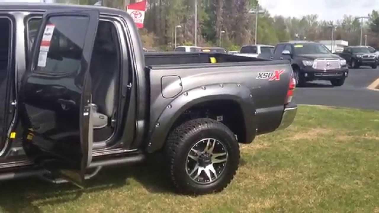 Joel's 2014 Toyota Tacoma XSP-X - YouTube