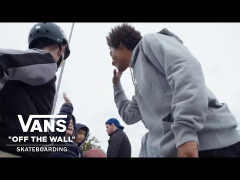 Chris Pfanner On The Fun In Skateboarding | THIS IS OFF THE WALL | VANS
