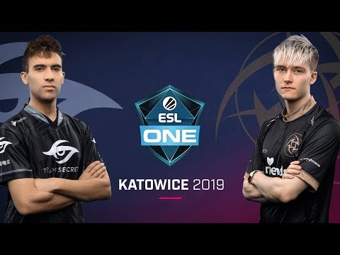 NiP vs Secret - ESL One Katowice 2019 - Game 2