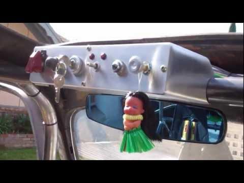 BLOWN GAS ANGLIA STREET CAR