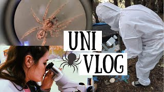 UNI VLOG | Pig CSI Practical & How Did I Do in my Dance Audition?!