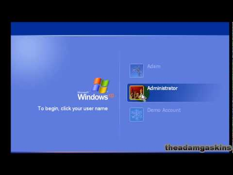 Windows XP: What to do if you're locked out of your computer