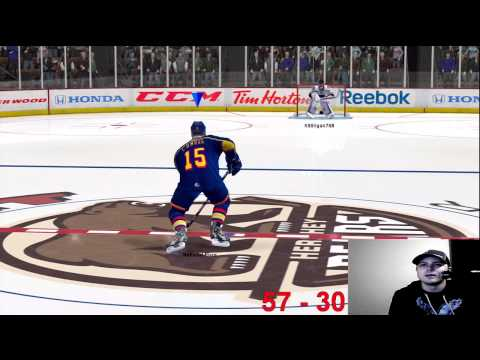 NHL 13: | Daily Shootout Commentary | Barrie Colts | Episode 88 |