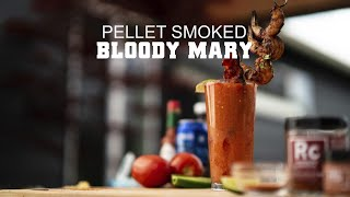 Pellet Smoked Bloody Mary