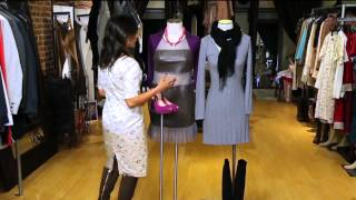 What Color Goes Great With a Grey Dress? : Color Choices in Fashion