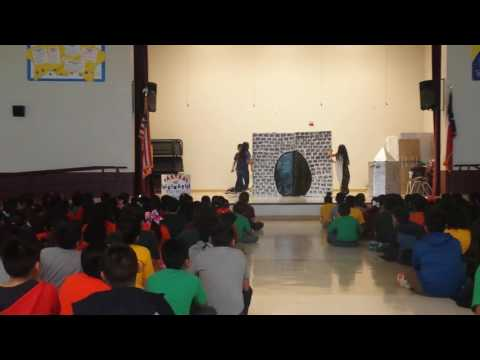My son's Constantine school play