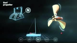 Gori Propeller 3 Blade Video