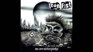 Iron Fist - We Are the Death Squad metal punk death squad tiger junkies motorhead