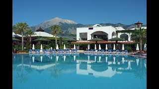 Обзор отеля Simena Sun Club hotel 5 Чамьюва Турция Çamyuva
