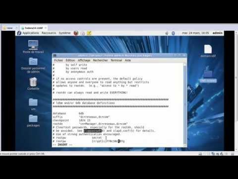 Configuration LDAP sous Linux