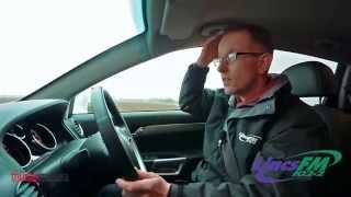 Lincs FM Test Drive - Vauxhall Antara